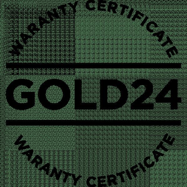 Utvidet garanti – Gold 24